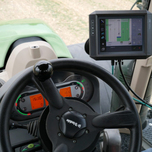 T800+NAV-900 Automatic Steering