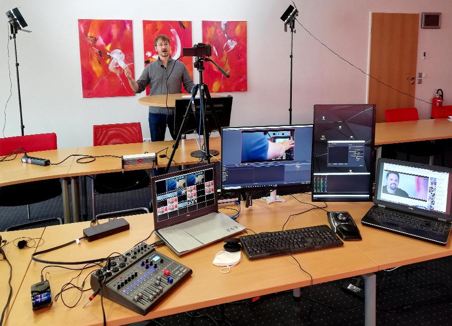 Ausbildung bei Müller-Elektronik